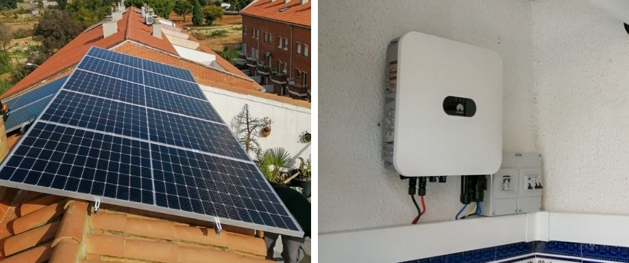 Instalación conexión a red en Barcelona