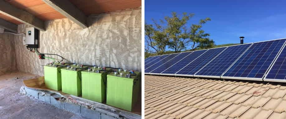 Instalación Solar Fotovoltaica Alicante