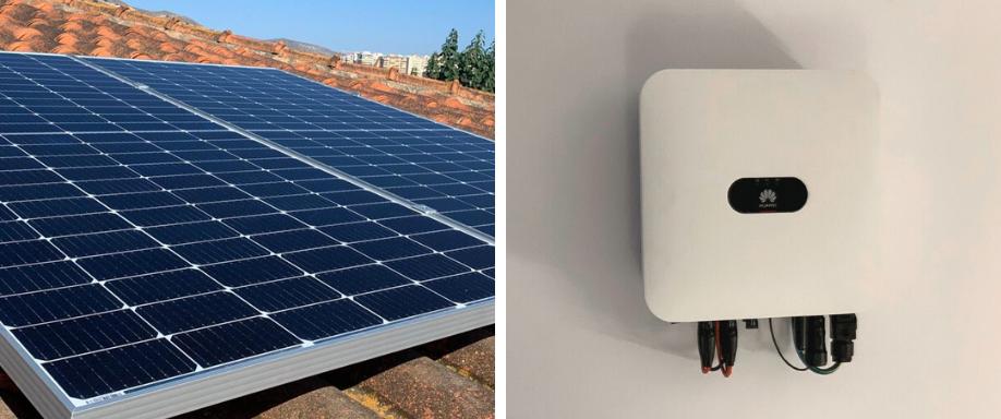 Instalación conexión a red con Huawei en Valencia