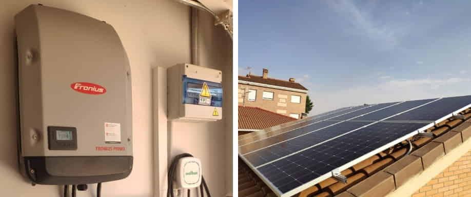Instalación Solar Guadalajara