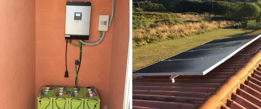 Instalación Fotovoltaica en Lugo