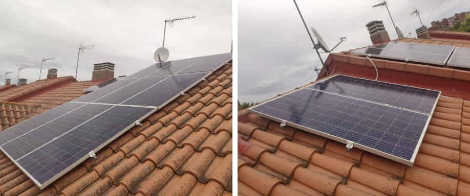 Instalación Solar con Inversor Huawei en Madrid