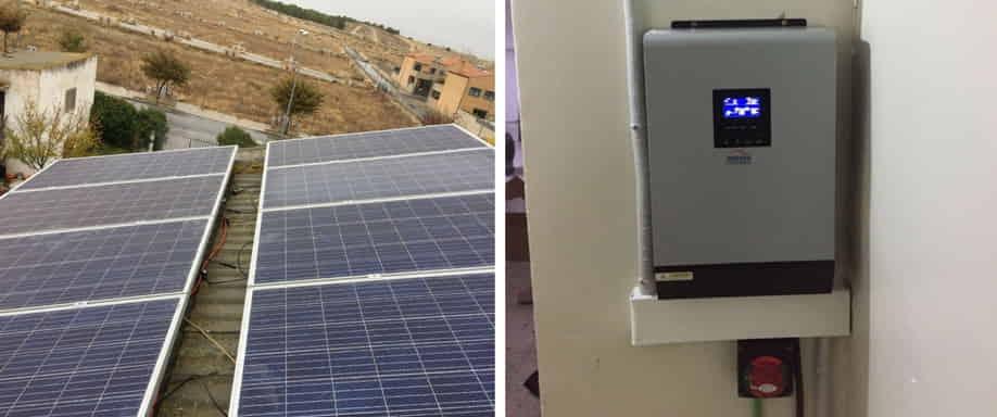 Instalación Kit Fotovoltaico en Toledo