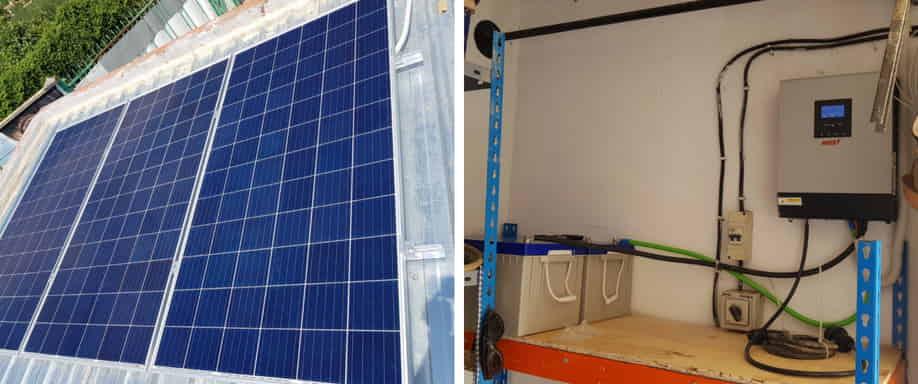 Instalación Kit Solar en Zaragoza