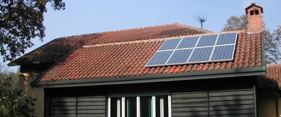 Instalar paneles solares en casa