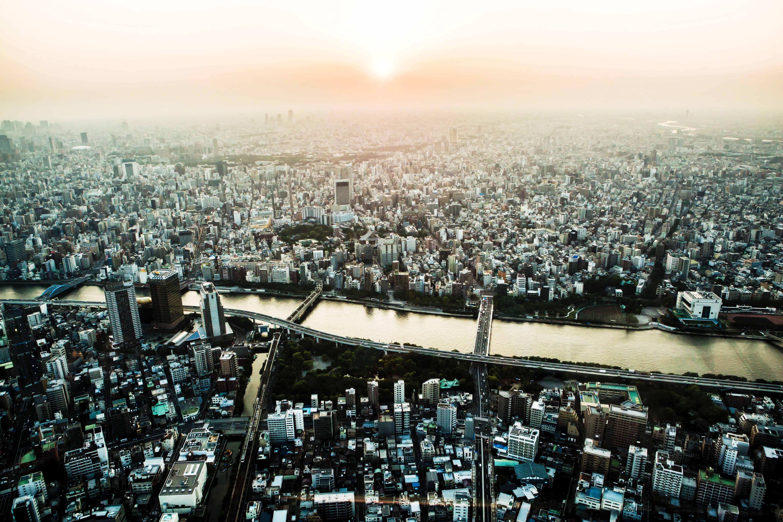 Inaugurada la mayor planta fotovoltaica de Japón