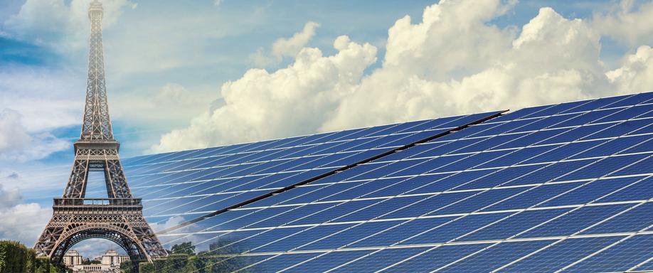 El gobierno francés licitará 2 GW  de energía fotovoltaica en 2020