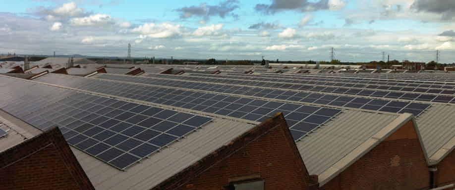 Un negocio más rentable y sostenible es posible gracias a la energía solar
