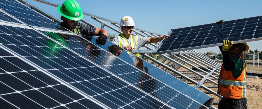 China instalará 40Gw de energía solar en 2020