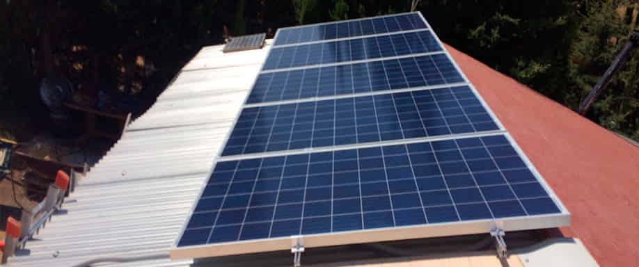 Instalar placas solares en casa de campo excellent gallery of instalar placas solares en tejado - Instalar placas solares en casa ...