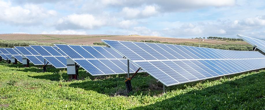 Refrigeración en paneles solares para aumentar la producción