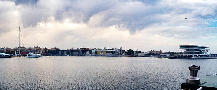 Plantas fotovoltaicas en el Puerto de Valencia