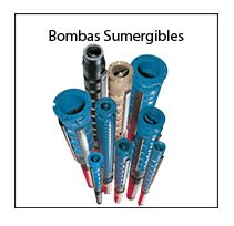 bombas agua sumergibles