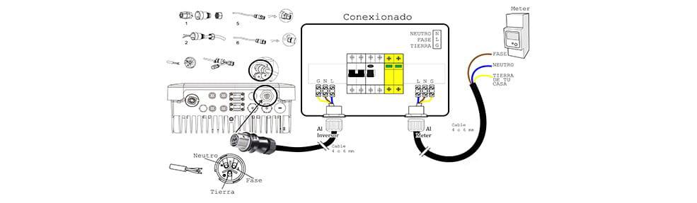 Inversor SolaX X1 Hybrid 4 6T HV 4600VA