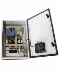 Control Bombeo 230V Variador Fuji 2.2kWp IP54 50Mt