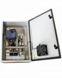 Control Bombeo 230V Variador Fuji 3kWp IP54 50Mt