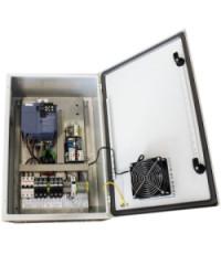 Control Bombeo 400V Variador Fuji 22kWp IP54 200Mt
