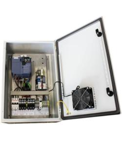 Control Bombeo 400V Variador Fuji 7.5kWp IP54 200M