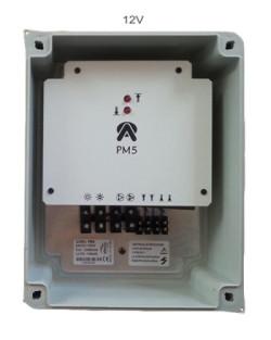 Controlador Bombeo de Agua 12V PM5 ATERSA