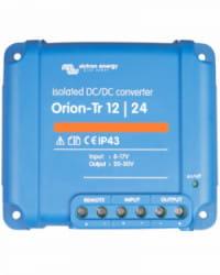 Convertidor 12V-24V 10A Victron Orion-Tr Aislado