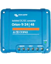 Convertidor 24V-48V 8.5A Victron Orion-Tr Aislado