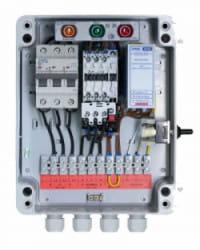 Cuadro de protección Ideal AMC 1B-S 2T