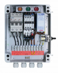 Cuadro de protección Ideal AMC 1B-S 4M