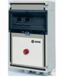 Cuadro Protección 400V Residuales ESPA CDAF2.4-ST
