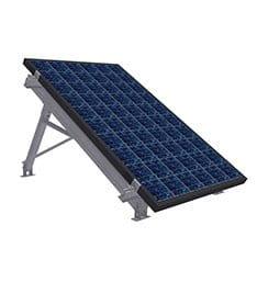 Estructuras Paneles solares
