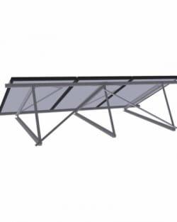 Estructura Cubierta Plana 3 ud CVE915 24V