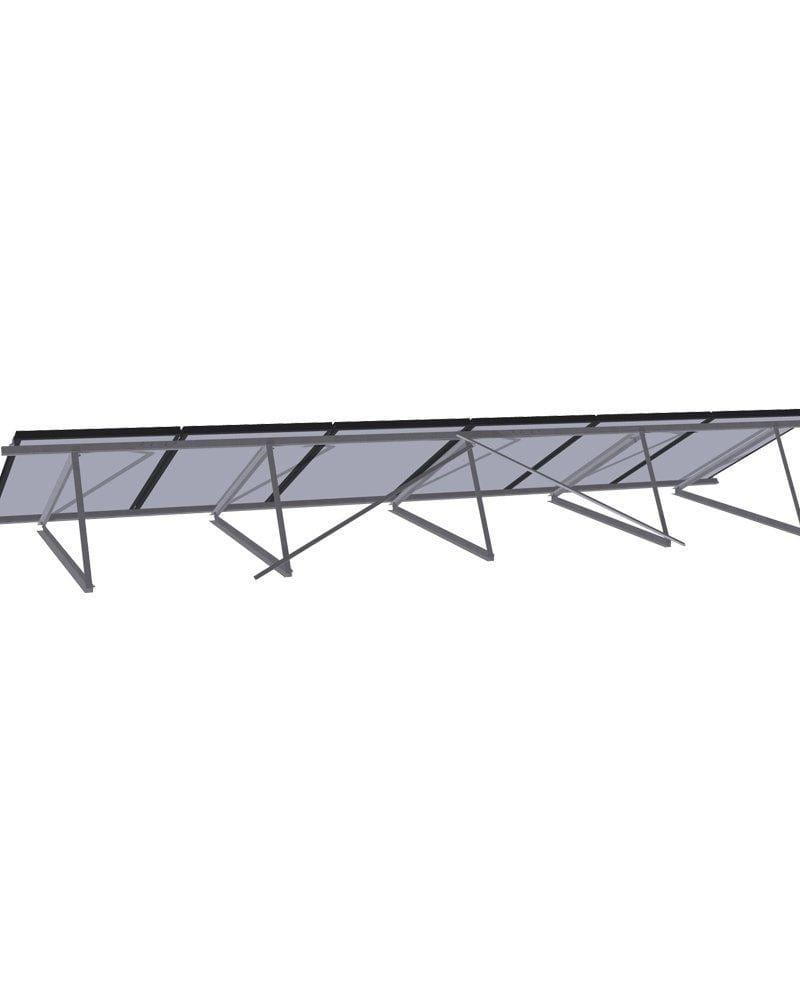 Estructura Cubierta Plana 6 ud CVE915 24V