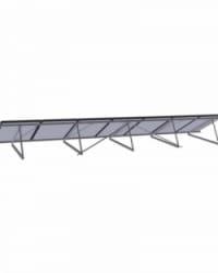 Estructura Cubierta Plana 7 ud CVE915 24V