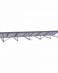 Estructura Cubierta Plana 8 ud CVE915 24V