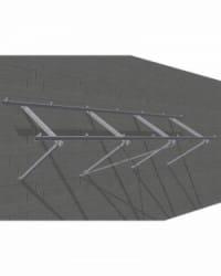 Estructura Fachada 6 ud WV915 24V
