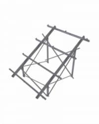 Estructura Suelo 4 Panel FV915 2 Filas 24V