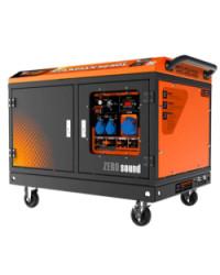 Generador Insonorizado 6000W Genergy Guardian SOL
