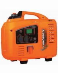 Generador Inverter 2200VA Genergy Lanzarote Arranque Eléctrico