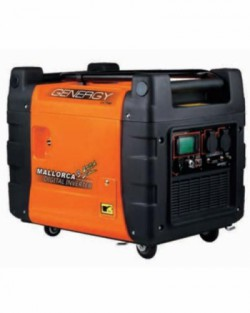 Generador Inverter 3100W Genergy Mallorca II