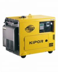 Generador Kipor Diesel KDE6700TA 5kW