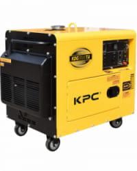 Generador Kipor Diesel KDG7500 5kW