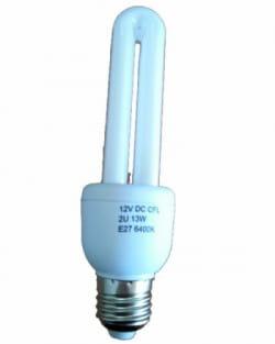 Lámpara 13w 12v Bajo Consumo