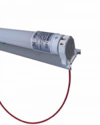 Tubo LED 12V 20W 150cm + Regleta Portatubo T8