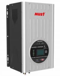 Inversor Cargador 2000W 12V MPPT 80A Must Solar