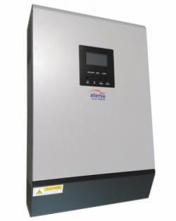 Inversor Cargador 3000VA 24V MPPT 60A Atersa QUADRO