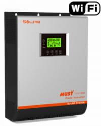 Inversor Cargador 3000VA 24V PWM 50A Must Solar