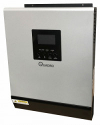 Inversor Cargador 3000W 24V 50A QUADRO