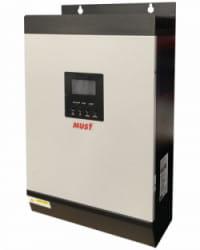 Inversor Cargador 3000W 24V MPPT 60A Must Solar