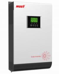 Inversor Cargador 3000W 48V MPPT 80A Must Solar