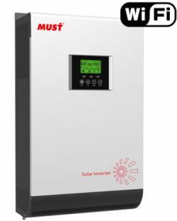 Inversor Cargador 5000VA 48V MPPT 80A Must Solar