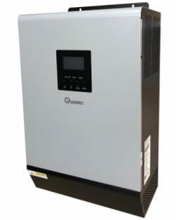 Inversor Cargador 5000W 24V MPPT 80A QUADRO